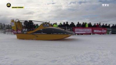 Grand Format - Speed week-end : l'enfer de la route sur glace !