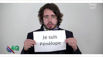 """Je suis Pénélope !"""