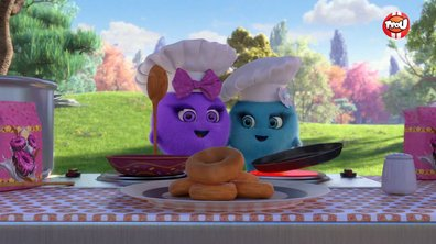 Les ninjas du beignet (saison 3)