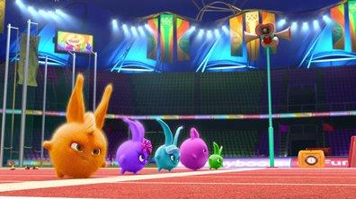 Sunny Bunnies - Qui est le plus rapide?
