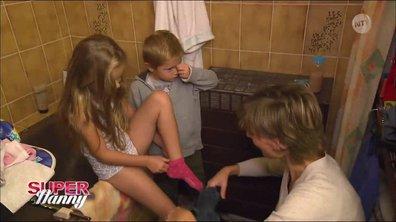 Stéphanie ne veut pas voir ses enfants grandir