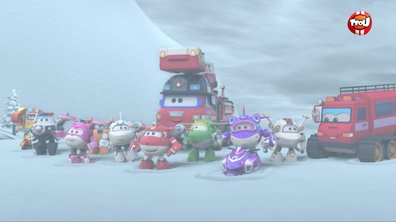 Super Wings - Super sauvetage en montagne 2