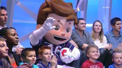 Exclu : Découvrez le nom de la mascotte de l'Euro 2016 !