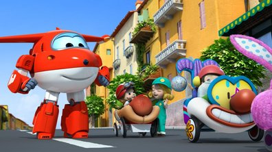 A fond la caisse - Superwings (saison 1)