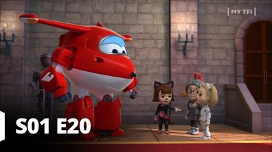Super Wings - S01 E20 - A la poursuite du fantôme