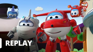 Super Wings - Au pays de rêves