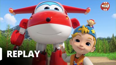 Super Wings - Au pays des Elfes