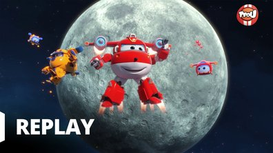 Super Wings - Au secours de la Super Lune (2ème partie)
