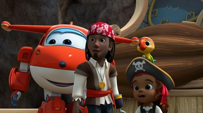 Le butin des pirates - Superwings (saison 1)