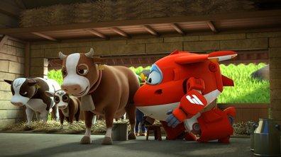 La chasse aux fromages - Superwings (saison 1)