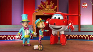 Quel cirque ! - Superwings (saison 1)
