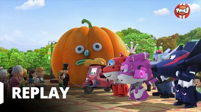 Super Wings - Citrouille en vadrouille