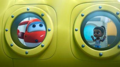 Les couleurs de la mer - Superwings (saison 1)