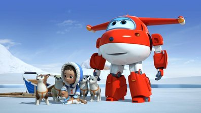 La course polaire - superwings ( saison 1)