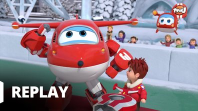 Super Wings - ELe tournois de toupies