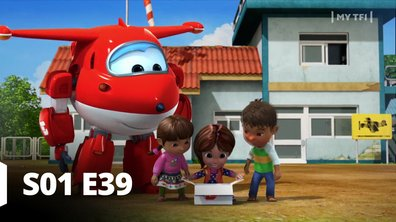 Super Wings - S01 E39 - Fous d'avions!