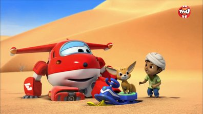 Glissades au Sahara (saison 1) - Superwings