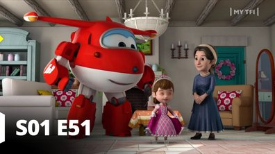 Super Wings - S01 E51- Jett le Fermier