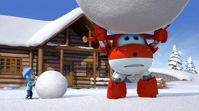 L'effet boule de neige - Superwings (saison 1)