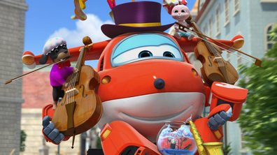 L'Extraordinaire Wolgang - Superwings (saison 1)