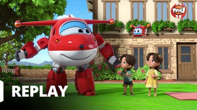 Super Wings - La cabane volante