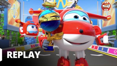 Super Wings - La fête des Superwings