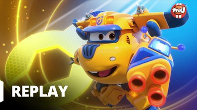 Super Wings - La tirelire magique