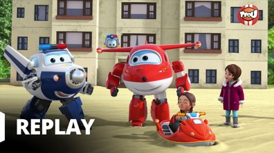 Super Wings - La ville disparue