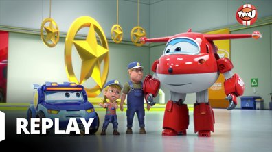 Super Wings - La voiture volante