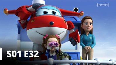 Super Wings -S01 E32 - L'Antarctique c'est Fantastique !