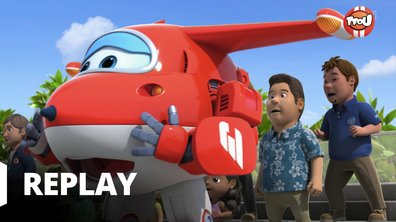 Super Wings - Le cheval de Troie!