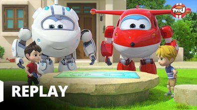 Super Wings - Le combat des légendes