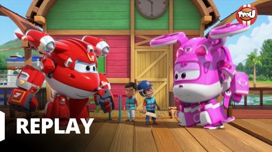 Super Wings - Le cricket, c'est chouette !