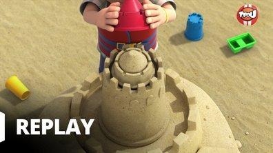 Super Wings - Le gigantesque château de sable