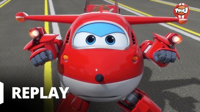 Super Wings - Le grand nettoyage