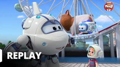 Super Wings - Le hamster géant