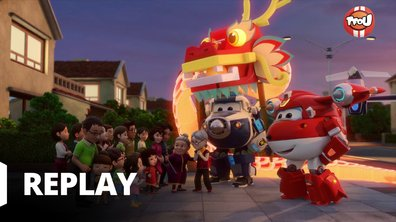 Super Wings - Le Nouvel An chinois