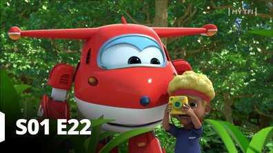 Super Wings - S01 E22 - Le petit oiseau va sortir