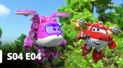 Super Wings - S04 E04 - Le petit train de Kimba