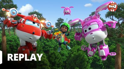 Super Wings - Le safari spécial insectes