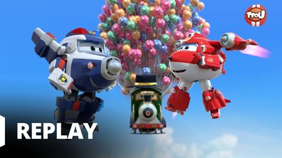 Super Wings - Le train volant