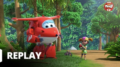 Super Wings - Le triangle des Bermudes - I