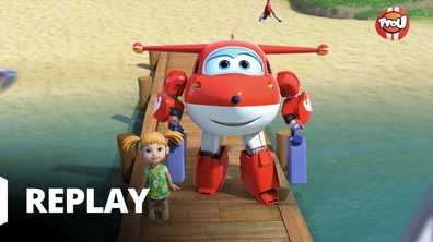 Super Wings - Le triangle des Bermudes - II