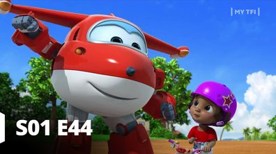 Super Wings - S01 E44 - Les joies du vélo