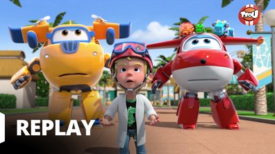 Super Wings - Les oeufs surprise
