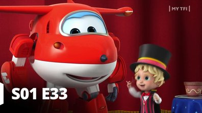 Super Wings - S01 E33 - l'incroyable Wolgang