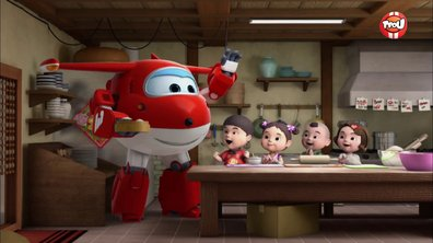 Ombres chinoises - Superwings (saison 1)
