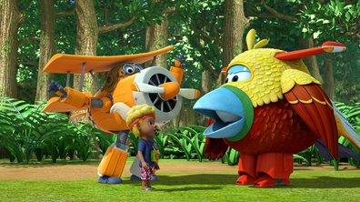 Le petit oiseau va sortir - Superwings (saison 1)