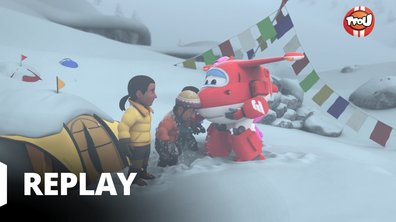 Super Wings - Super sauvetage en montagne 1