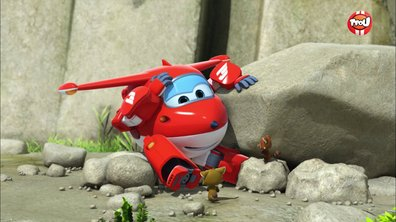 Un cerf-volant pour deux - Superwings (saison 1)